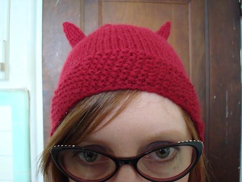 Adults-Only Devil Hat