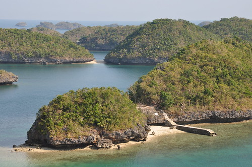 view Quezon Island's Viewdeck