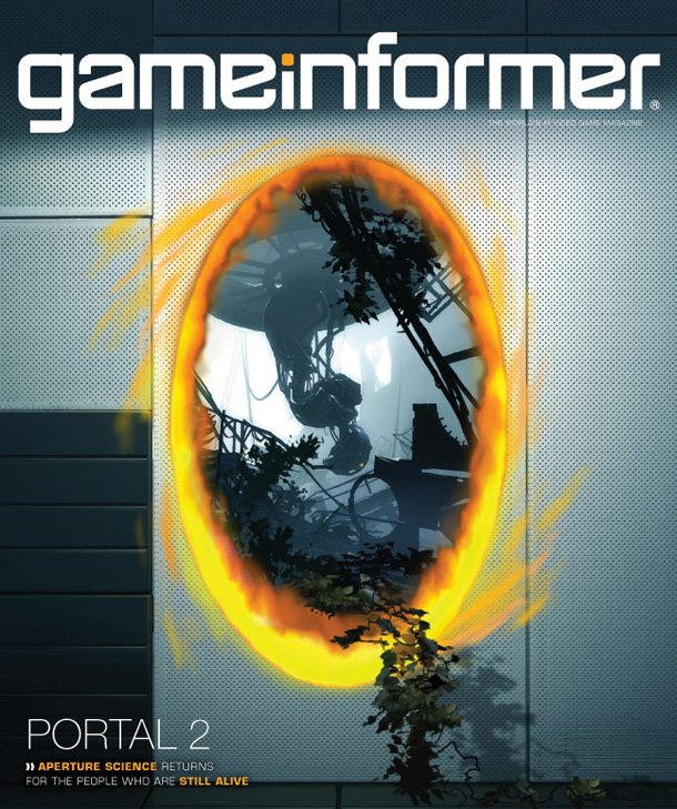 GameInformer - April 2010 issue