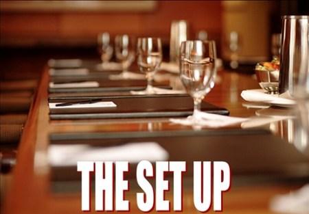 The Set Up - Seekomega.com