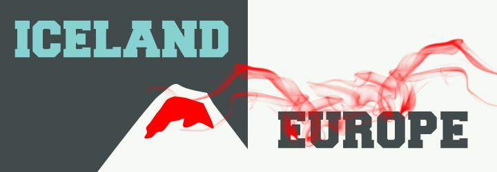 Iceland -v- Europe