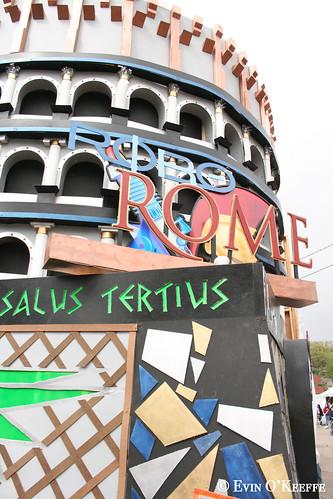 Phi Kappa Theta's Robo Rome