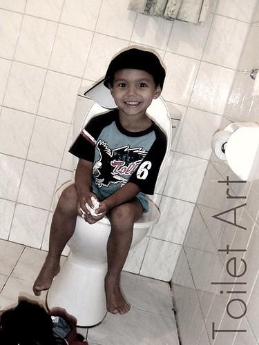 Logan 2010 Toilet Art