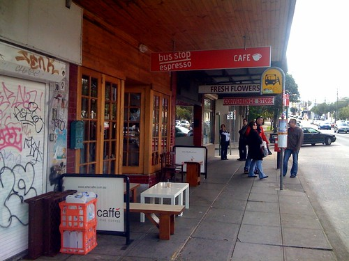Bus Stop Cafe, Enmore