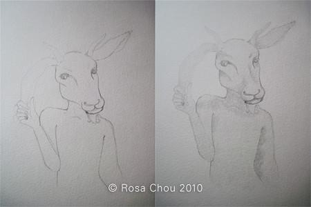 Untitled - Goat