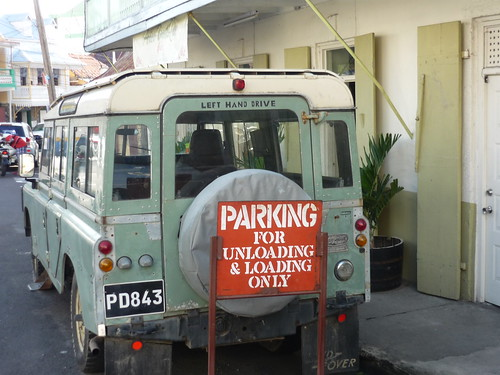 Dominica car
