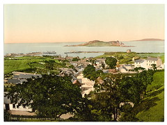 [Howth and Ireland's Eye. County Dublin, Irela...