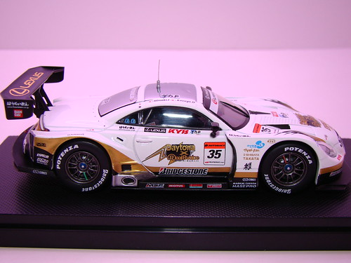 EBBRO KRAFT SC430 SUPER GT 2009 NO (6)
