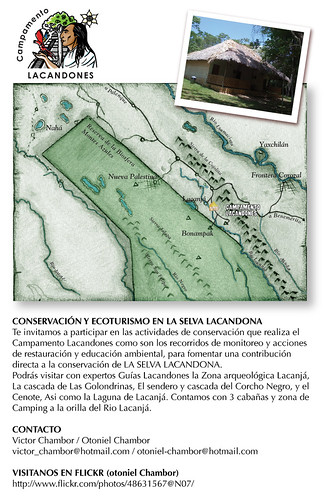 Campamento Lacandones