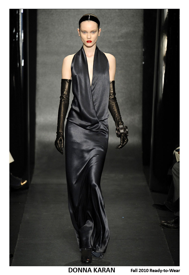 DONNA KARAN FALL 2010 - RED CARPET