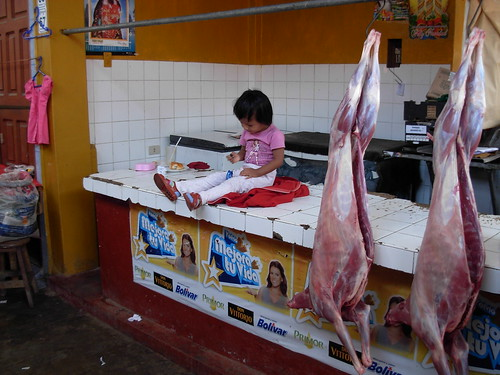 Carne, Huanchaco