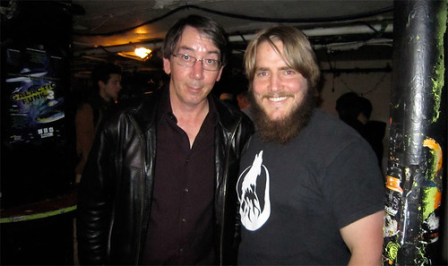 WolfFire Blog - Will Wright at Berkley