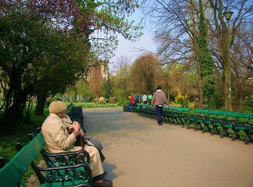 Bucharest Cişmigiu Park