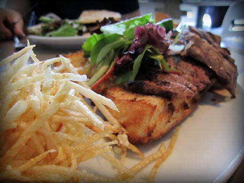Steak Baguette at Lokal