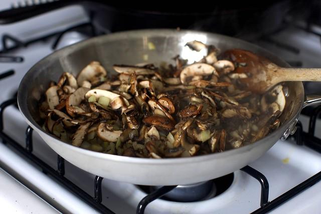 mushroom filling