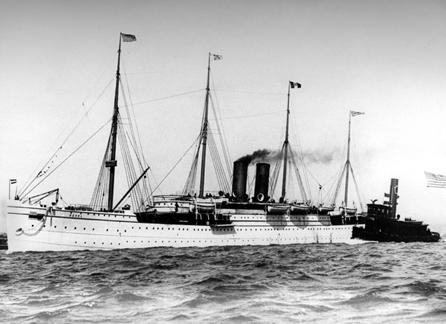 SS WERRA
