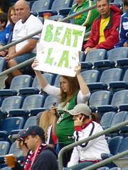 Beat LA!