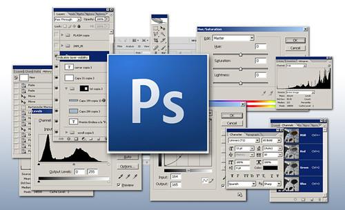 Curso de Photoshop en la Bagatela