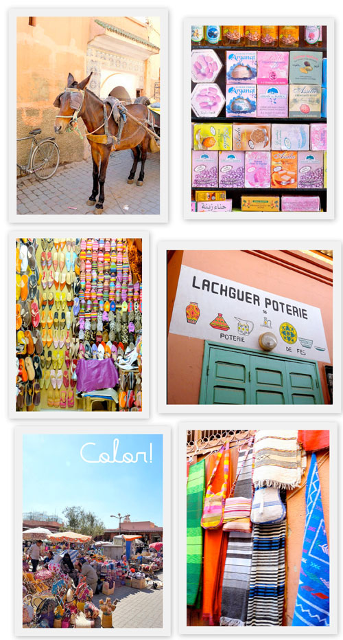 Marrakesh Travel Diary + Tips!