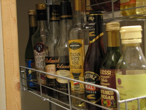 Home for vinegars