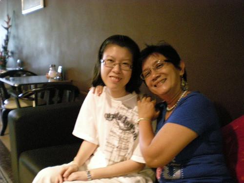 Mel & Auntie Vivien