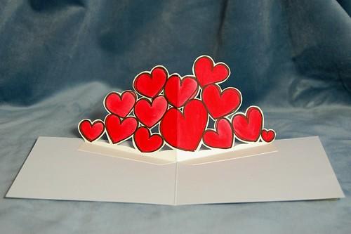 Bold Hearts - Inside