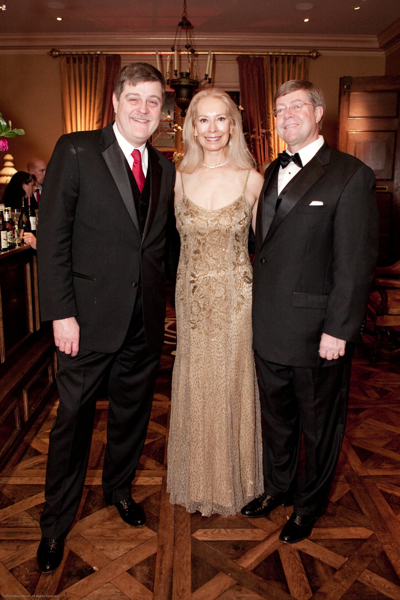 Tim Portwood, Jill Fogelsong, Norm Fogelsong