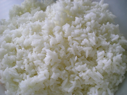 Rice for frying