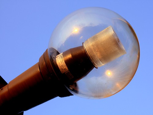 Photo Friday- electric light source