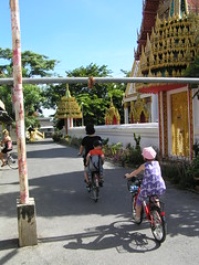 Bangkok, cycling tour