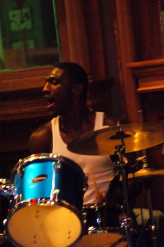 Cedric Burnside & Lightnin' Malcolm, Papa Mojo's, Durham NC, 05/21/10
