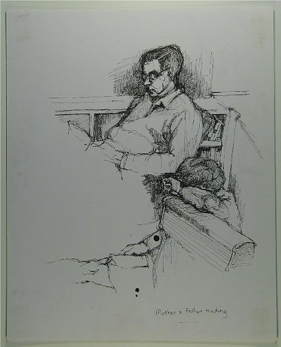 Mother and Father Reading thumbnail
