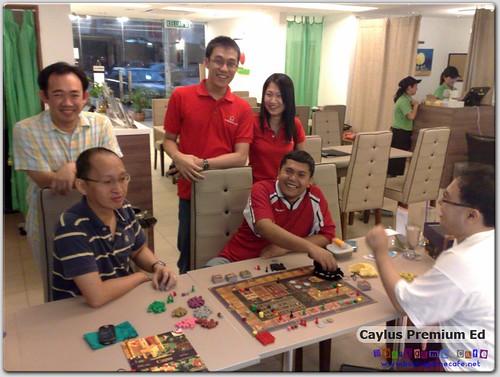BGC Meetup - Caylus Premium Ed