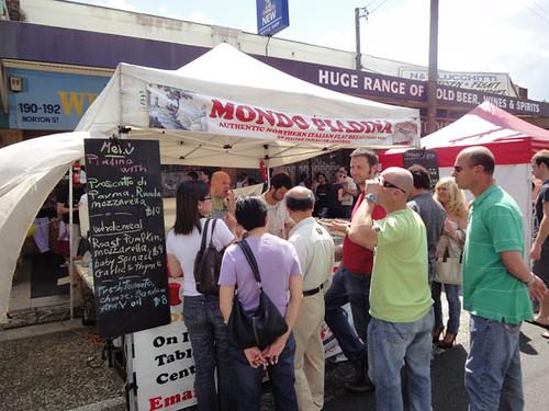 Norton Street Italian Festa: Mondo Piadina