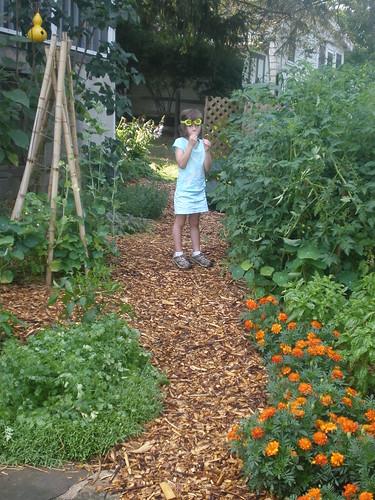 Vegetable Garden at Lafayette