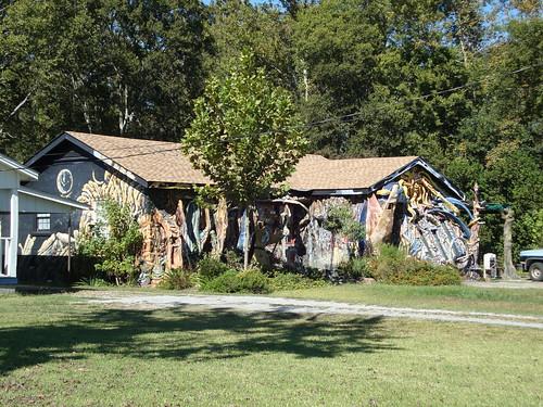 House By Craig Black, Gonzales LA