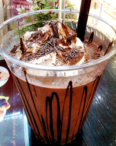 Theobroma Chocolate Miss Coco Frappe (Belgian Dark Chocolate)