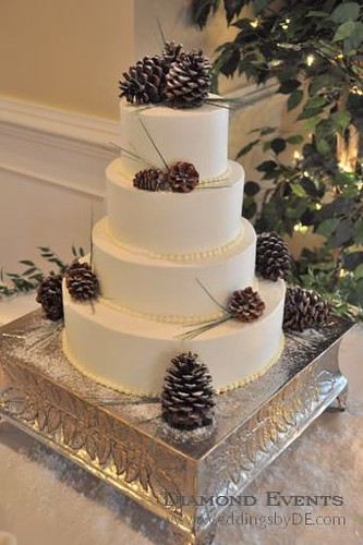 Wedding Cake by Market Salamander