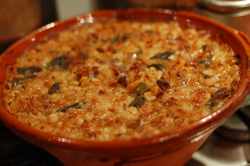 an exemplary cassoulet
