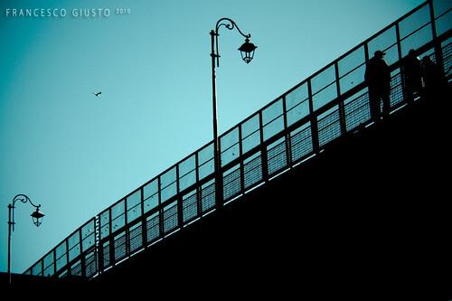 Taranto. Ponte girevole