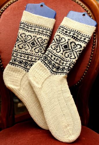 Sirdal socks