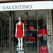 Valentino, Designer District of Passeig de Gracias and Las Ramblas, Barcelona