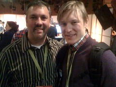 So glad I got to spend time talking to @jyri tonight. A Lifestreaming pioneer.