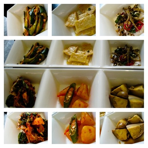 the side dishes