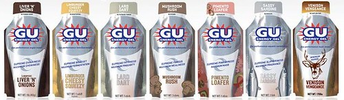 Gu New Flavor Packaging