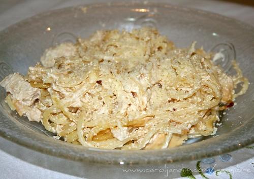 63. Spaghetti Tetrazzini