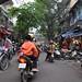 millions of bikes in Hanoi