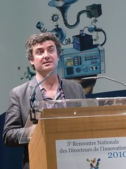 Stéphane Vincent, 27e Région