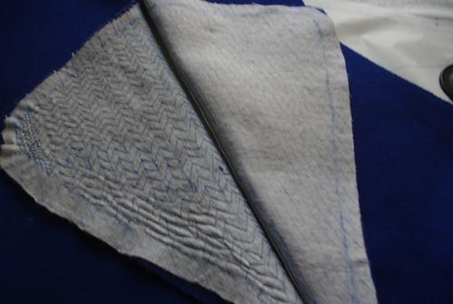 Pad Stitching the Lapels