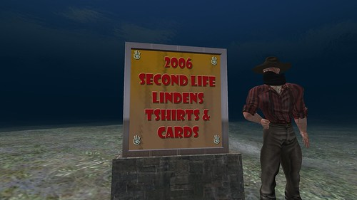 A 2006 Linden Card Vendor - FULL!